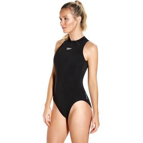 speedo Hydrasuit Flex Swimsuit Women Black